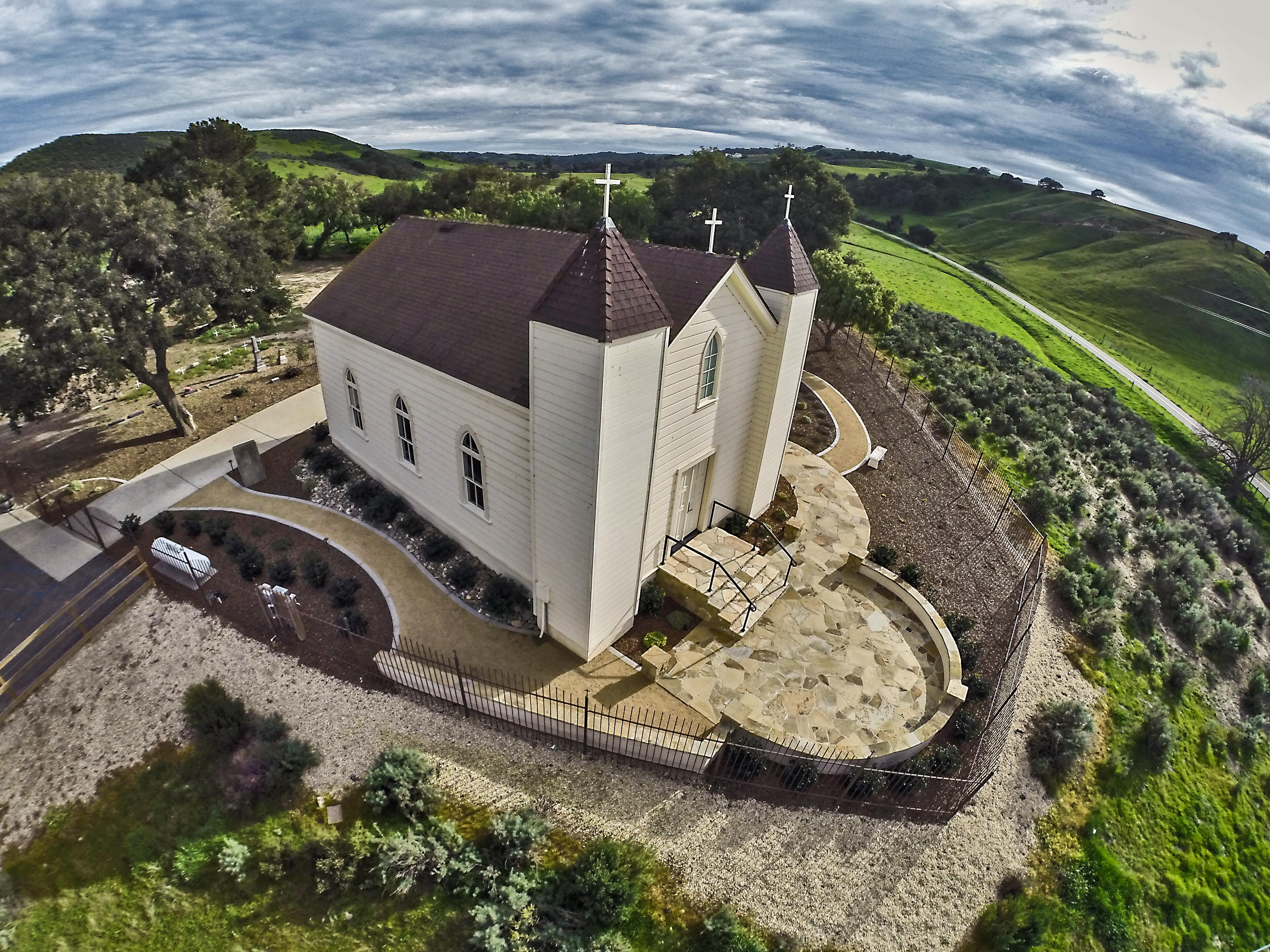 Aerial Photography For Santa Barbara And San Luis Obispo Counties