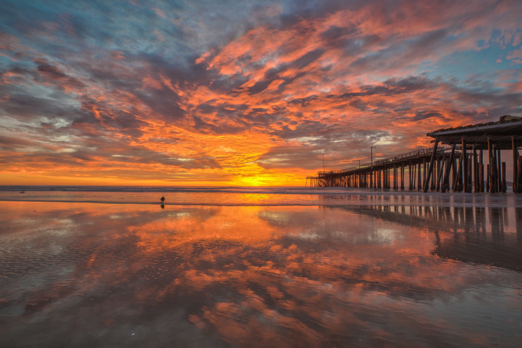 Quot Everything Will Turn Out Fine Quot Pismo Beach Sunset